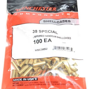 Winchester 38 Special (100)