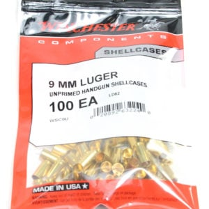 Winchester 9mm Luger (100)