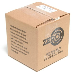 Zero 357 / 38 Special 158 Grain Wadcutter Hollow Point (500) Lead