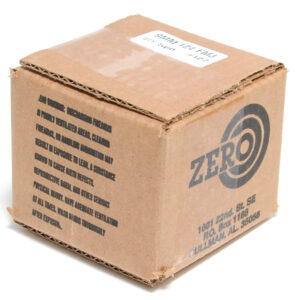 Zero .355 / 9mm 124 Grain Full Metal Jacket (500)