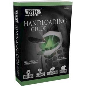 Western Powder Handloading Guide 1