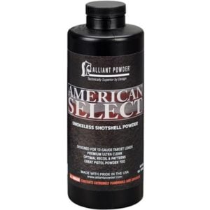 Alliant American Select 1 Pound of Smokeless Powder
