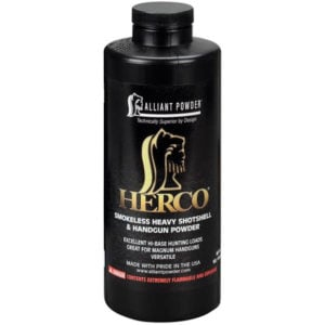 Alliant Herco 1 Pound of Smokeless Powder