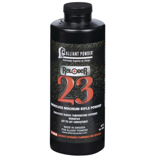 Alliant Reloder 23 1 Pound of Smokeless Powder