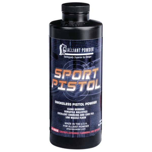 Alliant Sport Pistol 1 Pound of Smokeless Powder