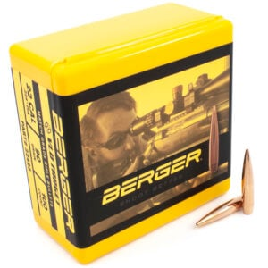 Berger .224 / 22 90 Grain Match Target Very Low Drag (100)