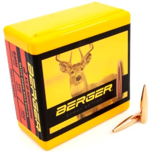 Berger .243 / 6mm 115 Grain Hunting Very Low Drag (100)