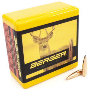 Berger .257 / 25 115 Grain Hunting Very Low Drag (100)