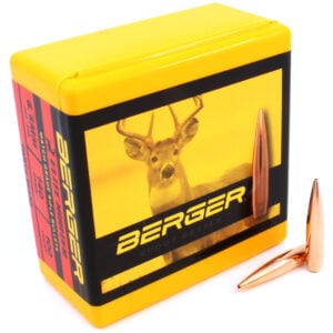 Berger .264 / 6.5mm 140 Grain Elite Hunter Bullet (100)