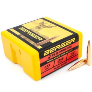Berger .284 / 7mm 180 Grain Hunting Very Low Drag (100)