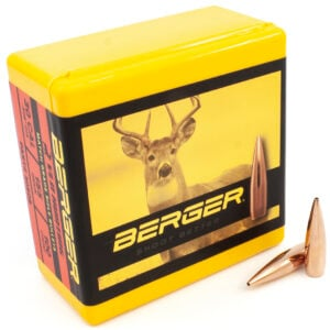 Berger .308 / 30 155 Grain Hunting Very Low Drag (100)