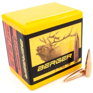 Berger .338 / 338 250 Grain Elite Hunter (100)