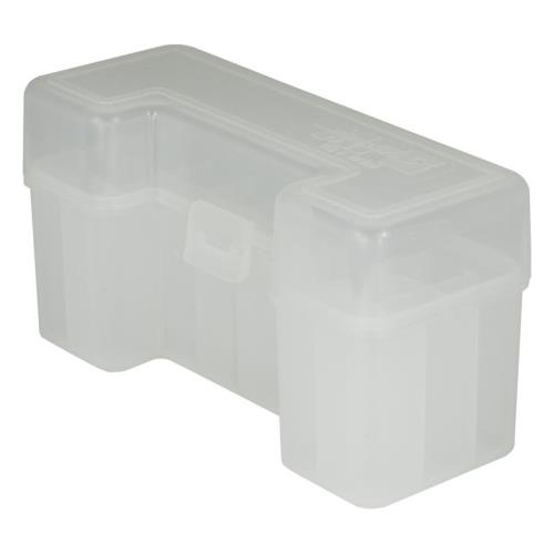 Berrys Ammo Box Small Hinged Top 20 #113 Clear 50/Cs