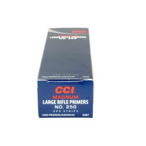 CCI Aps Strips #250 Large Rifle Magnum