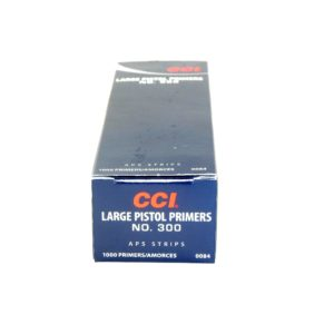 CCI Aps Strips #300 Large Pistol