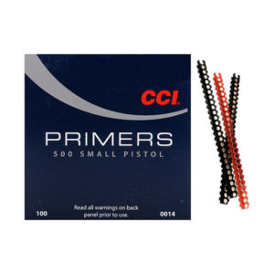 CCI Aps Strips #500 Small Pistol
