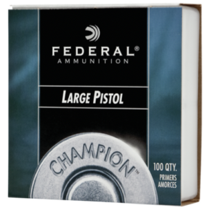 Federal #150 Large Pistol Primers (1000)