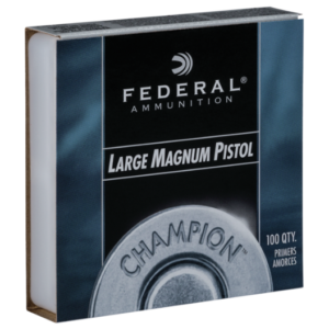 Federal #155 Large Pistol Magnum (1000)