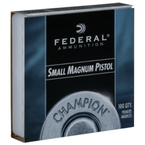 Federal #200 Small Pistol Magnum (1000)