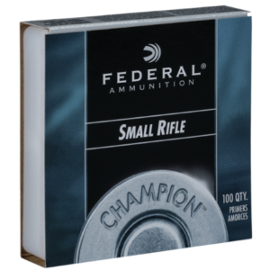 Federal #205 Small Rifle Primers (1000)