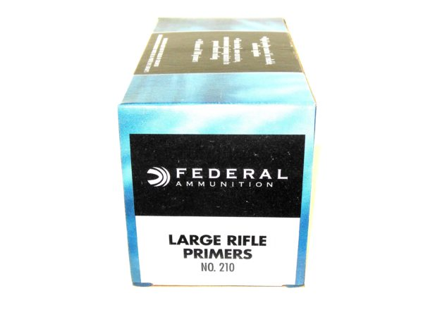 Federal #210 Large Rifle Primers (1000)