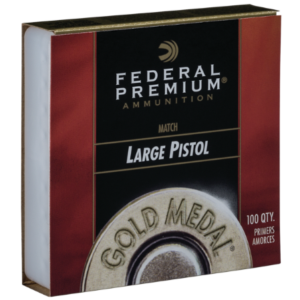 Federal GM150M Large Pistol Match (1000)
