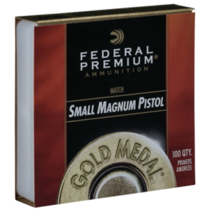 Federal GM200M Small Pistol Magnum Match (1000)