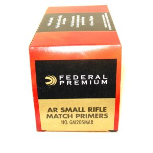 Federal GM205MAR AR Small Rifle Match (1000)