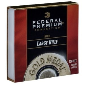 Federal GM210M Large Rifle Match (1000)