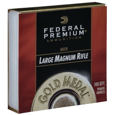 Federal GM215M Large Rifle Magnum Match (1000)