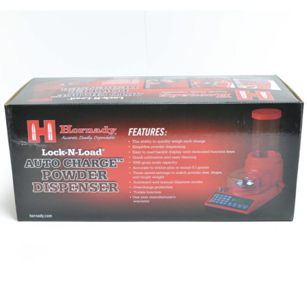 Hornady Lock-N-Load Auto Charge Powder Manager