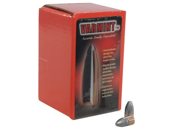 Hornady .308 / 30 100 Grain Short Jacket (100)