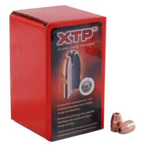Hornady .357 / 38 125 Grain Flat Point/XTP (eXtreme Terminal Performance) (100)