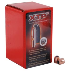 Hornady .365 / 9 X 18 Mak 95 Grain Hollow Point/XTP (eXtreme Terminal Performance)