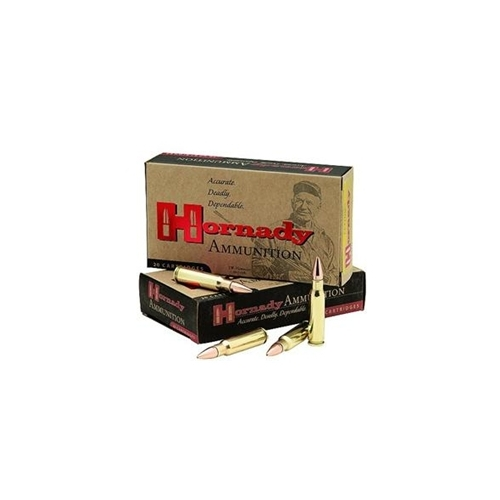 Hornady Ammo 223 Rem 53 Grain Hollow Point With Cannelure (20)