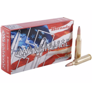 Hornady Ammo 243 Win 100 Grain Interlock American White Tail (20)