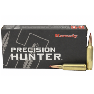 Hornady Ammo 7mm WSM 162 Grain ELD-X (Extremly Low Drag) Hunting (20)