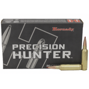 Hornady Ammo 270 WSM 145 Grain ELD-X (Extremly Low Drag) Hunting (20)