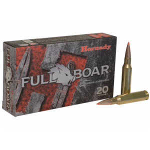 Hornady Ammo 7mm-08 Rem 139 Grain GMX (MonoFlex) Full Boar (20)