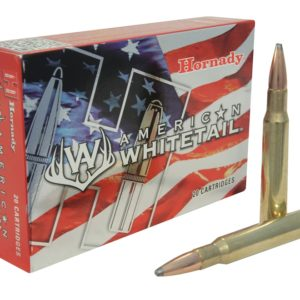 Hornady Ammo 30-30 Win 150 Grain Interlock American Whitetail (20)