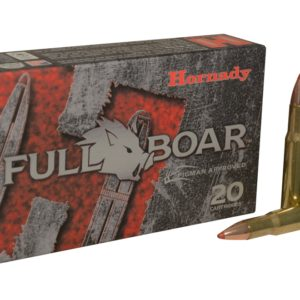 Hornady Ammo 30-30 Win 140Grain MFX (MonoFlex) Full Boar (20)