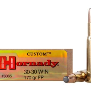 Hornady Ammo 30-30 Win 170 Grain Flat Point (20)