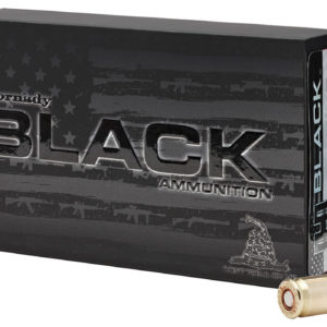 Hornady Ammo 308 Win 155 Grain A-MAX Black (20)