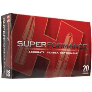 Hornady Ammo 30 T/C 165 Grain SST (Super Shock Tip) Superformance(20)