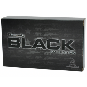 Hornady Ammo 5.56 Nato 62 Grain Full Metal Jacket Black (20)