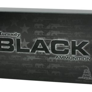 Hornady Ammo 5.56 Nato 75 Grain Interlock HD SBR Black (20)