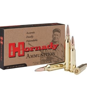 Hornady Ammo 250 Savage 100 Grain Interlock (20)