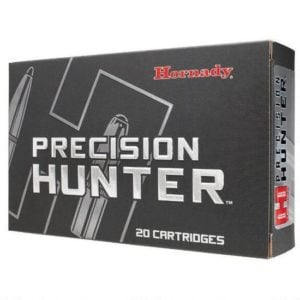 Hornady Ammo 257 Wby Matchg 110 Grain ELD-X (Extremly Low Drag) Hunting (20)