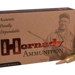 Hornady Ammo 264 Win Matchg 140 Grain Interlock (20)
