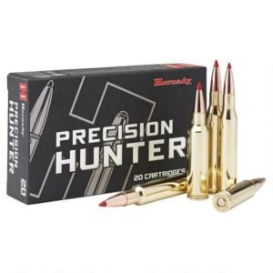 Hornady Ammo 300 WSM 200 Grain ELD-X (Extremly Low Drag) Hunting (20)